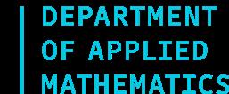 Department of Applied Mathematics